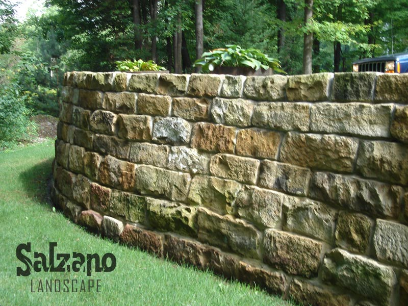 Salzano Landscape New Castle Pa Landscaping Mulch